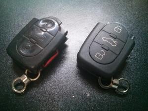 Audi Remote
