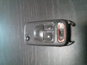 Broken Mercedes Key