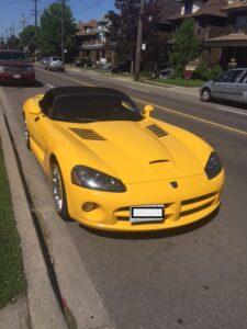 Dodge Viper 2005
