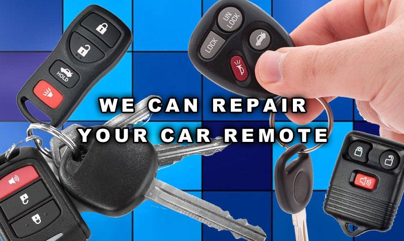 Fix-car-remotes