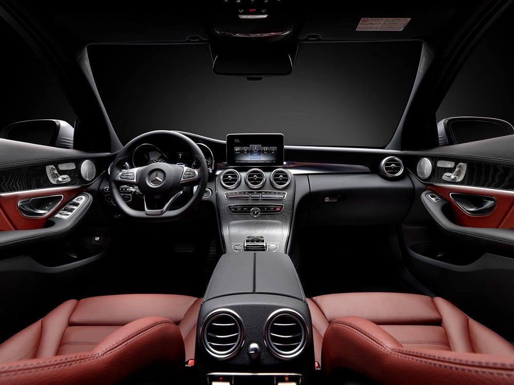 Mercedes-Benz C250, AMG Line 2013