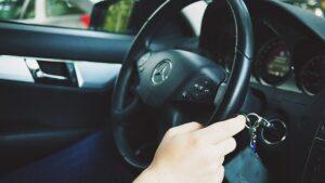 Mercedes Benz No Start Condition - Remove Key - Steering Lock