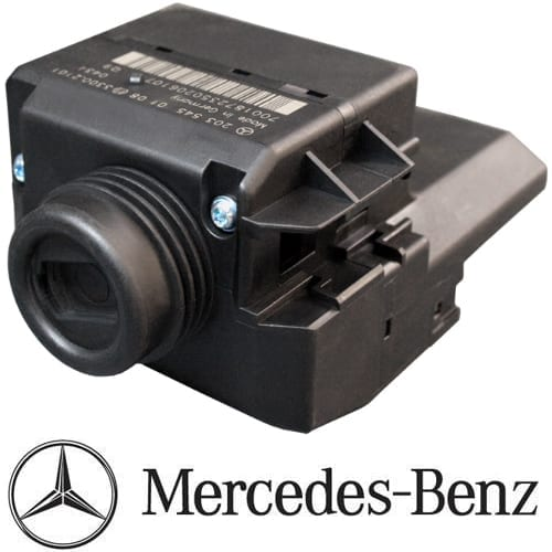 Mercedes Benz No Start Condition - Remove Key - Electronic Steering Lock Electronic Ignition Switch