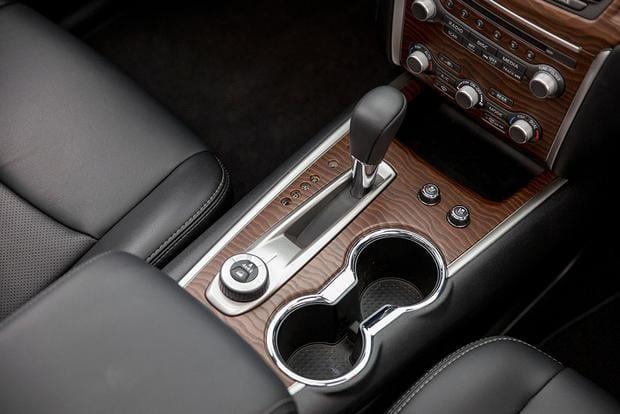 Nissan Altima Pathfinder Gear Shifter Stuck in Park - No Gear Shift