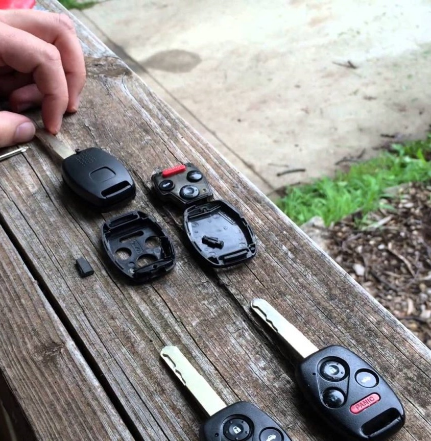 remote car key repair near me